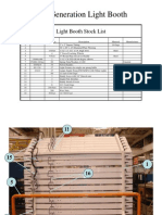 Light Booth Design 12 14 07