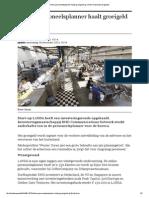 Online Personeelsplanner Haalt Groeigeld Op _ Het Financieele Dagblad