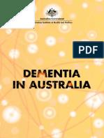 Dementia Report 2013