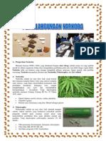 Tugas Penyalahgunaan Narkoba