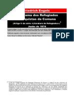 Friedrich Engels - Programa Dos Refugiados Blanquistas Da Comuna