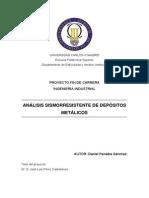 Analisis Sismico Estanque y Analisis Estanque Mediante Sap2000