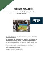 El pueblo amazigh · Seis trabajos acerca de la identidad y la lucha nacional beréber