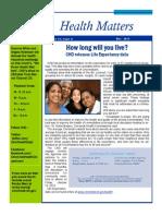 health matters dec 2013