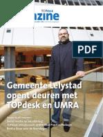 TOPdesk Magazine 2013 Nr 4