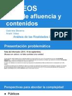 A. Realidades Complejas -MUSEOS- Presentacion