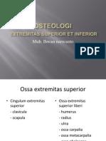 Osteologi [Dr. Ihwan MSc]