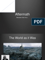 aftermath powerpoint