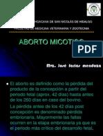 Aborto Micotico Ok