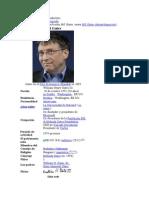 Bill Gates español