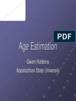 Age Estimation in Fetus