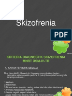 4.Skizofrenia DSM IV