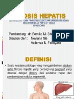 Sirosis Hepatis - Novi Vallen
