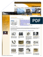 Bearing Failure Analysis, Bearing Spalling, Bearing Flaking & Peeling, Bearing Smearing & Scuffing, Bearing Wear, Bearing Seizure, Retainer Cage Damage_ Action Bearing Co