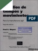 Libro Tiempos y Movimientos