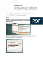 Conf Linux Inalambrica