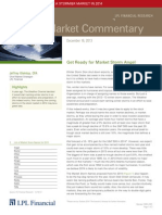 Weekly Market Commentary 12/16/2013