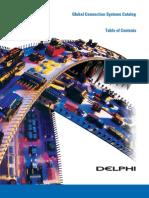 Katalog złączy elektrycznych DELPHI