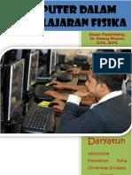 Booklet Komputer dalam Pembelajaran Fisika