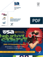 USA Spirit Competitions 2009-2010