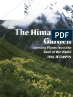 The Himalayan Garden - Growing Plants From the Roof of the World