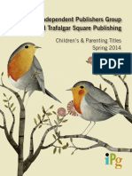 Spring 2014 IPG and Trafalgar Square Children's Titles