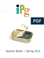 Spring 2014 IPG Spanish Titles