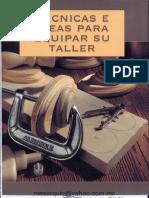 Técnicas e Ideas para Equipar su Taller