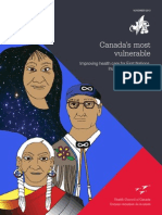 Canada's most vulnerable