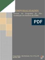 Revista Temporalidades - 2