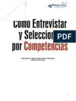 Manual Entrevista Por Competencias