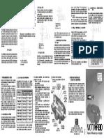 WEG Instrucoes Para Instalacao Operacao e Manutencao Do Motofreio Weg