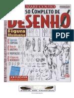 Curso Completo de Desenho - Vol. 04
