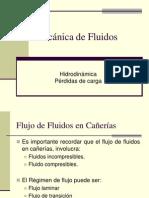 Clase 5 Mecanica de Fluidos Hidrodinamica