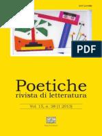 Poetiche n. 1 2013