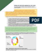 ORIGEN DE LA NORMA DE GESTIÓN AMBIENTAL ISO 14001