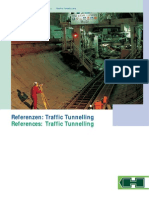 References Traffic Tunnelling