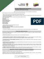 Protocolos Nuevos Segun Directiva No24 de 13 de Agosto Del 2012