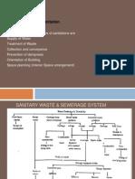 Basic Principles of Sanitation