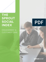 The Sprout Social Index December 2013