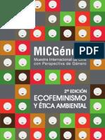 Catálogo MICGénero 2013
