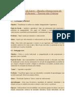 Fichamento Do Livro Escola e Democracia