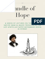Candle of Hope - Sayyed M.R. Shirazi