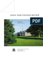 Naval War College Review-Volume 66, Number 3
