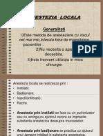 ANESTEZIA LOCALA-1