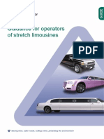 Guidance for Operators of Stretch Limousines 2
