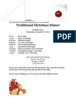 ACON Merry Christmas 2013 Flyer