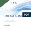 ReleaseNotes_GA2_November2005
