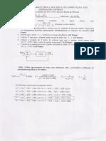 prova2 - Sistemas de Controle