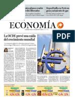 Previsiones OCDE